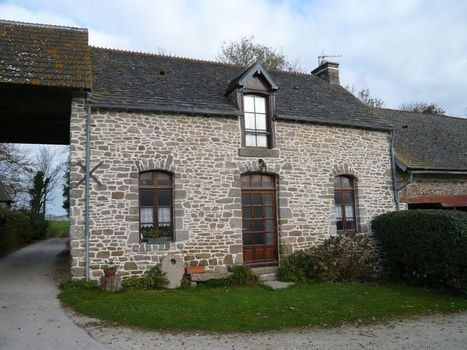 Location vacances en Normandie - Gite - à Saint-jean-le-thomas | Camping Normandie | Scoop.it