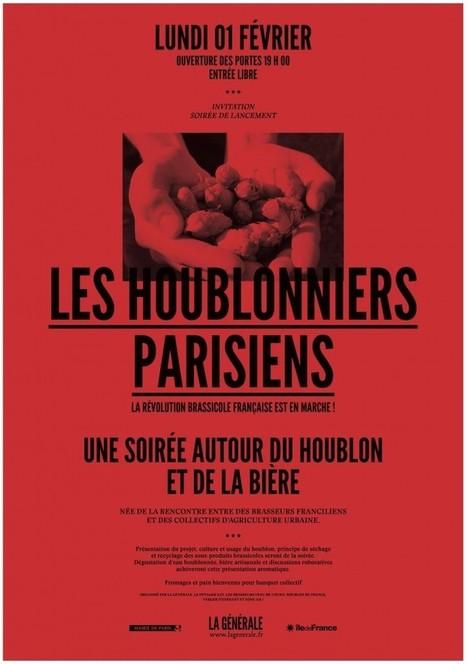 Lundi 01 février / Les Houblonniers parisiens | LA GÉNÉRALE | Agriculture urbaine, architecture et urbanisme durable | Scoop.it