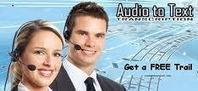 Audio to Text Transcription Services Cheap Transcription Services India | PRLog | Now outsource your transcription services @ Om Data Entry India | Scoop.it