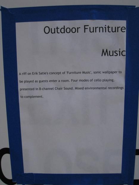 Outdoor Music   DESARTSONNANTS - CRÉATION SONORE ET ENVIRONNEMENT - ENVIRONMENTAL SOUND ART - PAYSAGES ET ECOLOGIE SONORE   Scoop.it