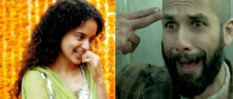 Film fare award 2015: Shahid kapoor and kangana ranaut best actor and actress, see full award | celebrity world | Scoop.it