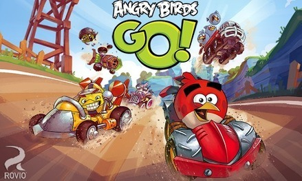 Angry Birds Go! - Applications Android sur Google Play | Apk Direct Download | Scoop.it