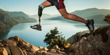 Here's How to Convince the Brain That Prosthetic Legs Are Real | Longevity science | Scoop.it