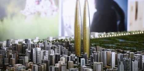 Dubai Divulged Plans for Building World's Tallest Twin Towers | IS Real Estate | Scoop.it