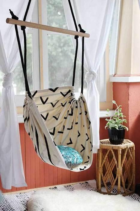 Diseña tu propia silla colgante   artes   Scoop.it