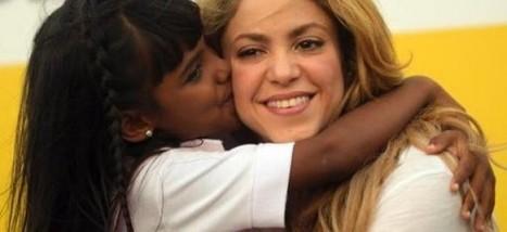 Shakira Se Rend En Colombie Pour Sauver Une école | Algerie musique | Scoop.it