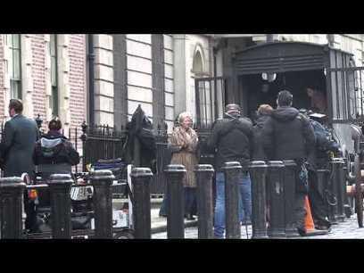Ripper Street: video from filming series 2 in Dublin   Matthew Macfadyen   Scoop.it