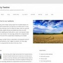Le nouveau thème par défaut de WordPress est sorti ! - WebActus   Utiliser WordPress   Scoop.it