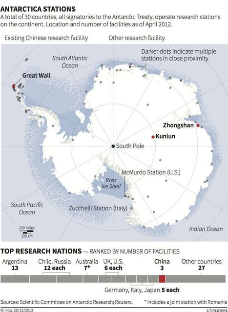 Why China just built this lantern-shaped research base in Antarctica | China Commentary | Scoop.it
