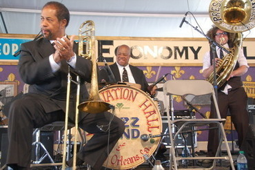Preservation Hall Jazz Band to Release First-Ever Album of New Compositions   Jazz from WNMC   Scoop.it