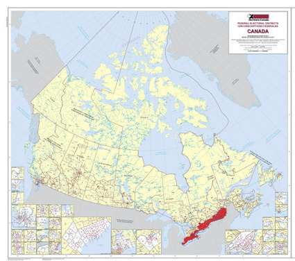 Half of Canada's population | AP HUMAN GEOGRAPHY DIGITAL  STUDY: MIKE BUSARELLO | Scoop.it