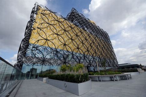 Shock at Library of Birmingham new opening times: Just SIX hours at weekends | Librarysoul | Scoop.it