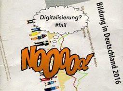 @DerLarsHahn : Bildung in Deutschland? Digitalisierung Fehlanzeige! #Bildungsbericht - Systematisch Kaffeetrinken | Medienbildung | Scoop.it