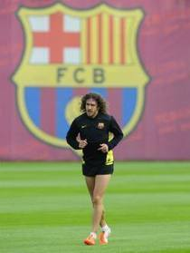 Carles Puyol duró 15 temporadas en el FC Barcelona   Soccer <3   Scoop.it