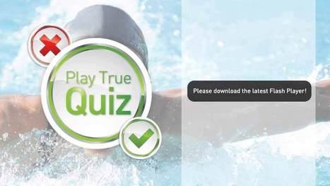 WADA - Play True Quiz   AMA - Quiz Jeu Franc   dopage sportif   Scoop.it