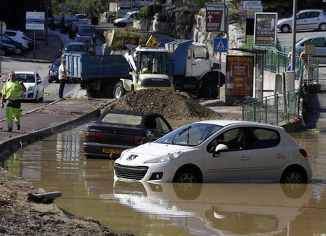 Flash Floods In French Riviera Kill At Least 13 People | Inequality, Poverty, and Corruption: Effects and Solutions | Scoop.it