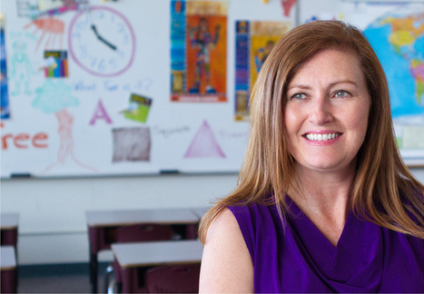 Teacher Stories - Kristi Meeuwse How I teach with iPads in Kindergarten | Technology in the 1st Grade Reading Class | Scoop.it