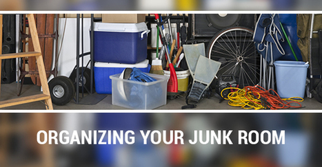 How To Organize Your Junk Room?   Junk It   To inspire your creativity here are 5 topics..check out   Scoop.it