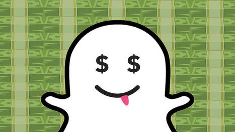 Snapchat lets you transfer money to friends with Snapcash   Actualité du marketing digital   Scoop.it