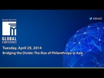 Philanthropy In Asia On The Rise And Changing - Forbes | Social Business | Scoop.it