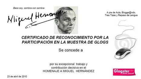 ¿QUIÉNES SOMOS? - Homenaje a Miguel Hernandez | OK, Web 2.0 | Scoop.it