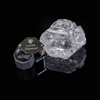 Un diamant de 1 111 carats découvert au Botswana | Les Gentils PariZiens : style & art de vivre | Scoop.it