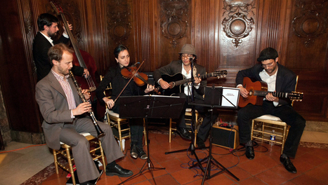 Gypsy Swing Jazz Bunch | Clarinet Reeder | Scoop.it