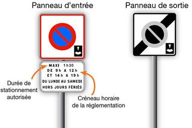 Stationnement sur voirie à Toulouse | Toulouse La Ville Rose | Scoop.it
