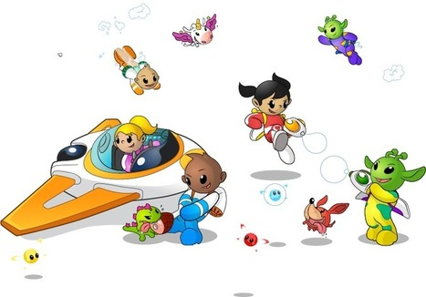 Little Space Heroes | Sign up for Adventure! | Game based learning in education | Scoop.it