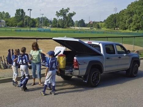A.R.E LSII Series Tonneau Covers | A.R.E Truck Caps - SCATT Recreation | SCATT Recreation Truck Campers | Scoop.it