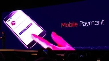 [MWC14] m- paiement, Paypal et Samsung plus rapide qu'Apple ? | Digital commerce | Scoop.it