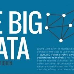 Big data : définition et influence sur nos vies quotidiennes | Autour de la Psychologie positive | Scoop.it
