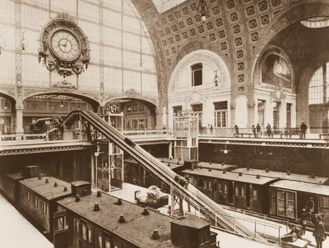 30 ans du Musée d'Orsay : et la pâtisserie ferroviaire se mit au service de la culture | Les malls & autres grands projets | Scoop.it