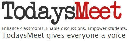 TodaysMeet - Give everyone a voice | technologies | Scoop.it