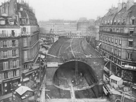 La RATP fait numériser 300 000 PHOTOS du métro parisien : extraits. | Machines Pensantes | Scoop.it