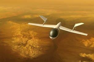 Soaring on Titan: Drone Airplane Could Scout Saturn's Moon | Space matters | Scoop.it