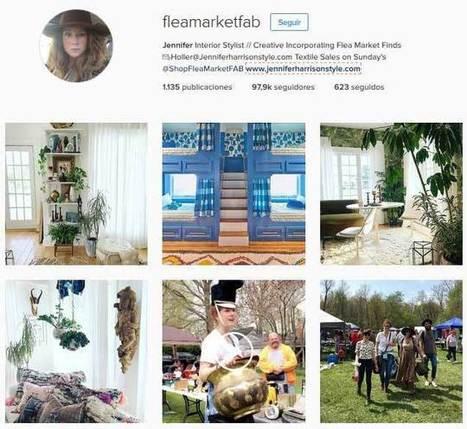 A quién seguir en Instagram si te gusta la decoración. | Mil Ideas | Decoración de interiores | Scoop.it