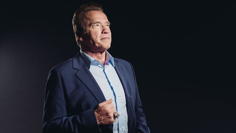 Arnold Schwarzenegger now gives turn-by-turn directions in Waze | SEO and Social Media Marketing Gurus | Scoop.it