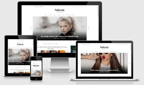 Way Templates | Best Blogger Free Responsive Templates: Download Fashionly Responsive Blogging Blogger Template | WordPress And Blogger Theme | Scoop.it