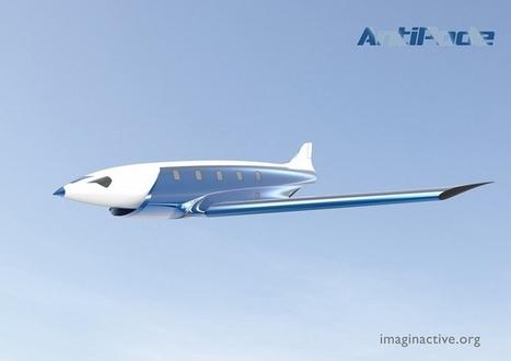 L'hypersonique « Antipode » promet de voler de New York à Londres en 11 minutes « Blog de PrivateFly | Ressources pour la Technologie au College | Scoop.it