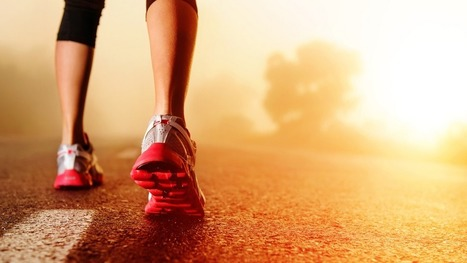 Why a healthy lifestyle could save your sanity | CE Project | Scoop.it
