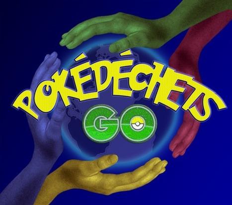 En Suisse, des jeunes lancent Pokédéchets Go proposant à tout le monde de partir à la chasse aux ordures plutôt que de jouer à Pokémon Go | Plusieurs idées pour la gestion d'une ville comme Namur | Scoop.it