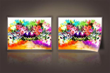 Create Elegant Photo Frames in Photoshop   Photoshop Photo Effects Journal   Scoop.it