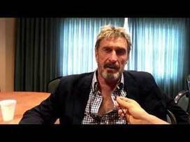 John McAfee offers to crack San Bernardino shooters iPhone | Technology by Mike | Scoop.it