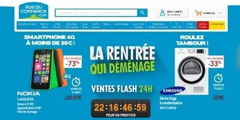 Carrefour sur le point de racheter Rue du Commerce | Venture Capitalists | Scoop.it