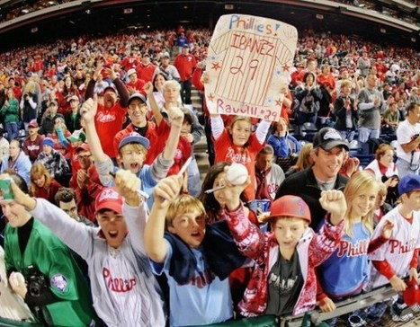 Phillies Merchandise Sales Reportedly Down 60 Percent, But Does ...   Sports Facility Management.4480209   Scoop.it