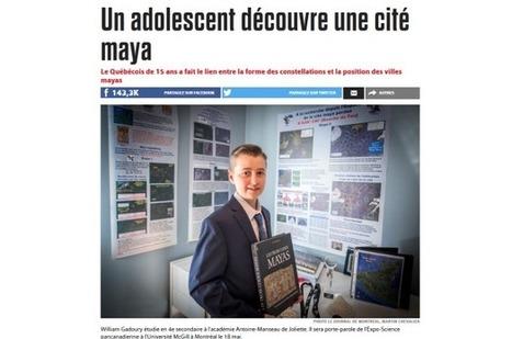 Ce jeune Québécois a découvert une cité maya? Non, disent les experts | Archivance - Miscellanées | Scoop.it