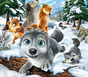 KIDSCREEN | PGS to rep new Alpha and Omega movies | Alpha & Omega | Scoop.it