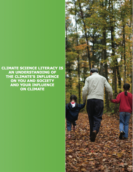 """Climate Literacy:""""The Essential Principles of Climate Sciences 