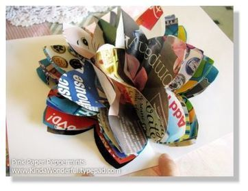 Junk Mail Crafts: How to Make Unique Projects With Recycled Paper | Crafts and creativity | Scoop.it